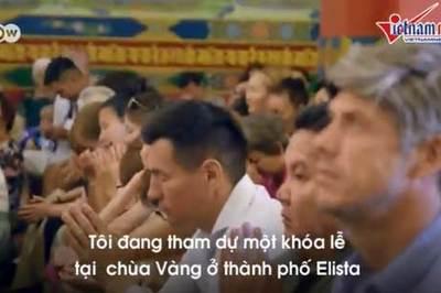 Đất nước Phật giáo duy nhất giữa lòng châu Âu