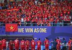 U22 Việt Nam 0-0 U22 Thái Lan: CĐV nhuộm đỏ sân Binan (H1)