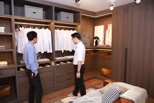 XHOME Eco ra mắt căn hộ mẫu nội thất 'sạch'