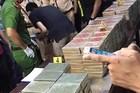Bắt lô ma tuý 'khủng' gần 500 bánh ở Sài Gòn