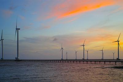 Lợi thế của PVN khi phát triển điện gió
