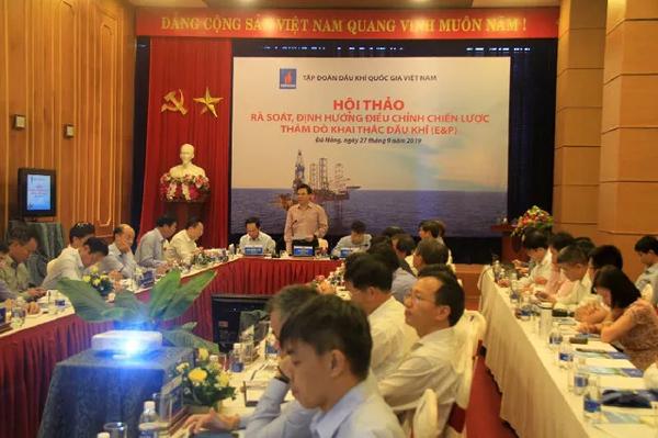 PVN định hướng điều chỉnh chiến lược thăm dò khai thác dầu khí
