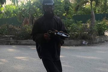 Công an thông tin về nhóm người 'mặt đen' bí ẩn xuất hiện ở Hà Nội