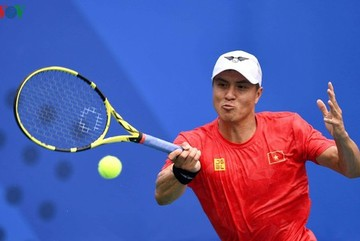 Hoang Nam to play Daniel Nguyen in tennis final at SEA Games 30