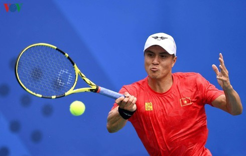Hoang Nam to play Daniel Nguyen in tennis final at SEA Games 30