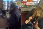 Tạo hiện trường một vụ cướp kịch tính để cầu hôn bạn gái