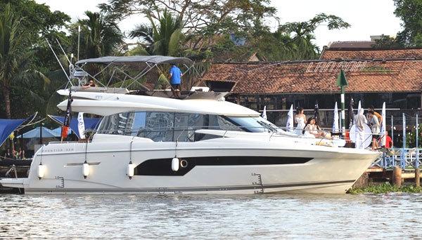 Vietnamese yacht market enjoys tailwinds