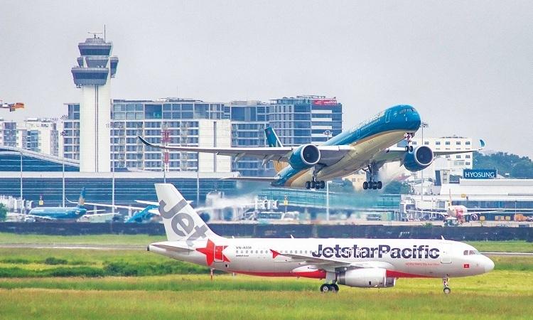 airlines,aviation service market,Boeing,vietnam economy