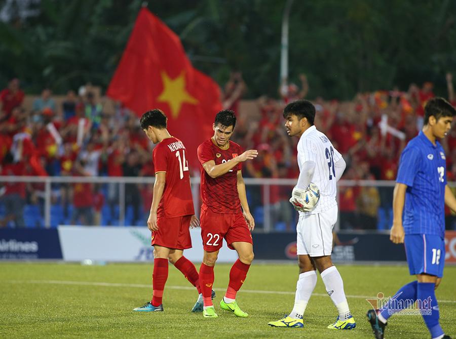 Quay chậm Tiến Linh đưa U22 Việt Nam vào bán kết