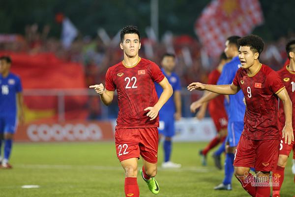 Trưởng đoàn TTVN tin U22 Việt Nam giật vàng SEA Games