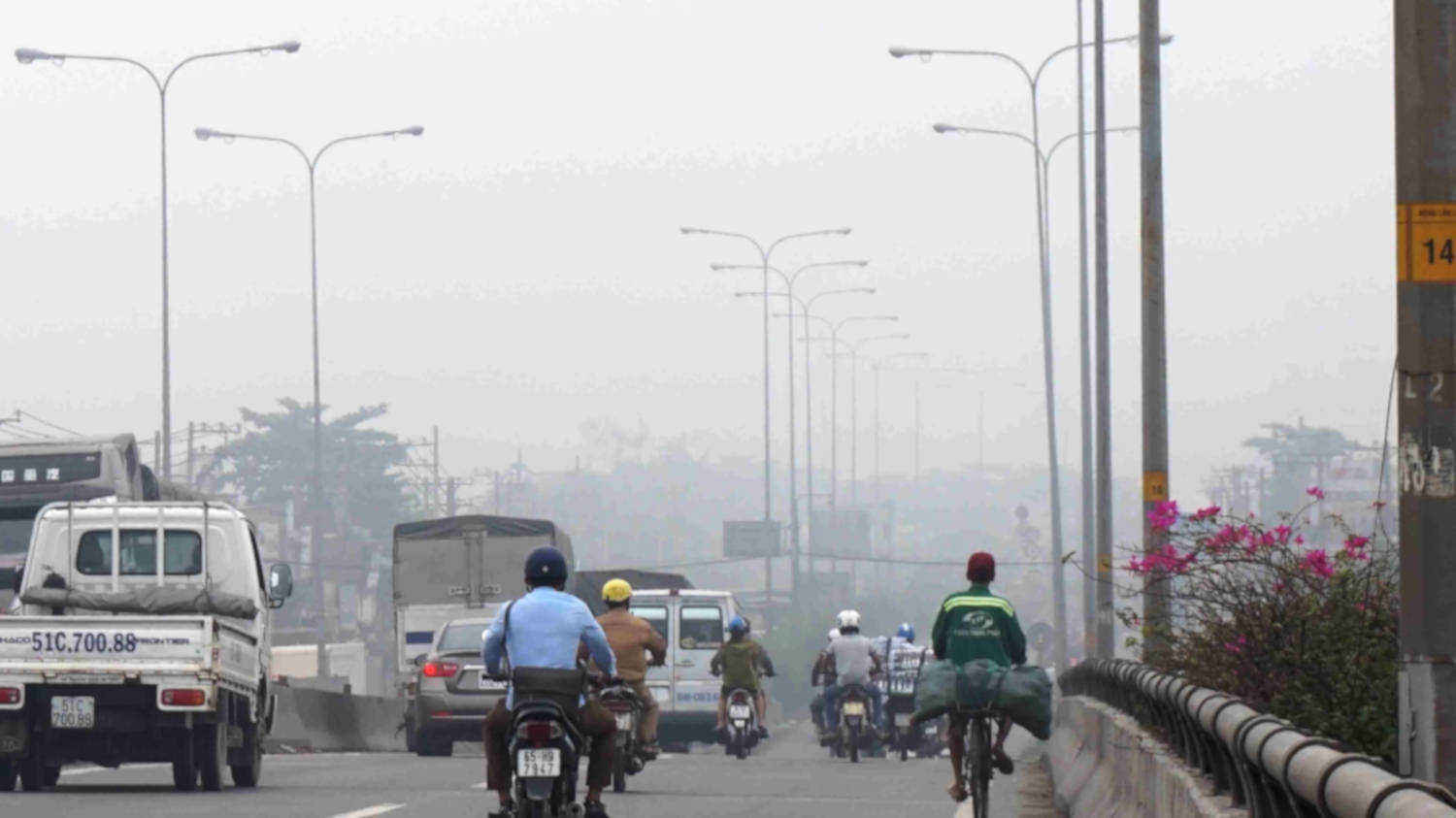 HCM City needs new policy to reduce air pollution