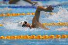 Video Huy Hoàng phá kỷ lục SEA Games, giành HCV bơi 1500m