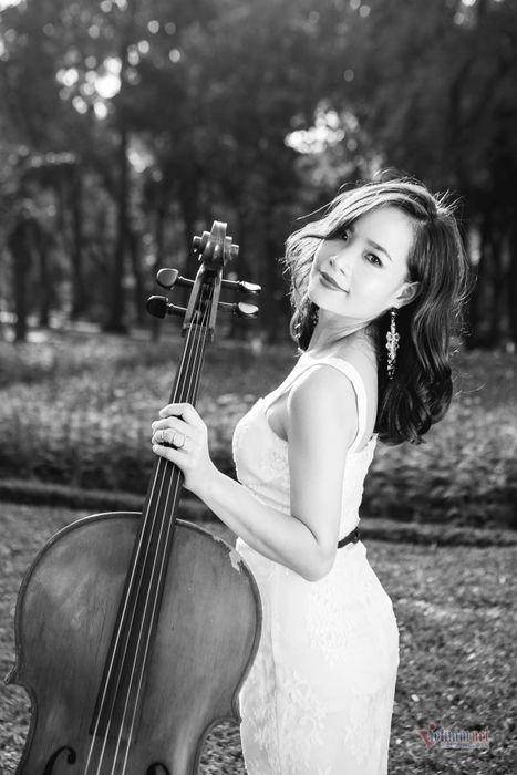 Đêm nhạc đặc biệt của Tiến sĩ Cello đầu tiên ở Việt Nam Đinh Hoài Xuân