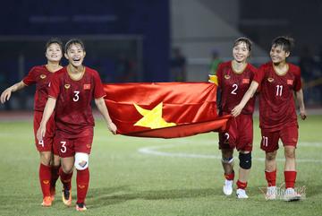 Nữ Việt Nam tái ngộ Thái Lan ở chung kết SEA Games 30