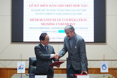 Nhật hỗ trợ tăng cường dịch vụ phục hồi chức năng ở Thừa Thiên Huế và Quảng Trị