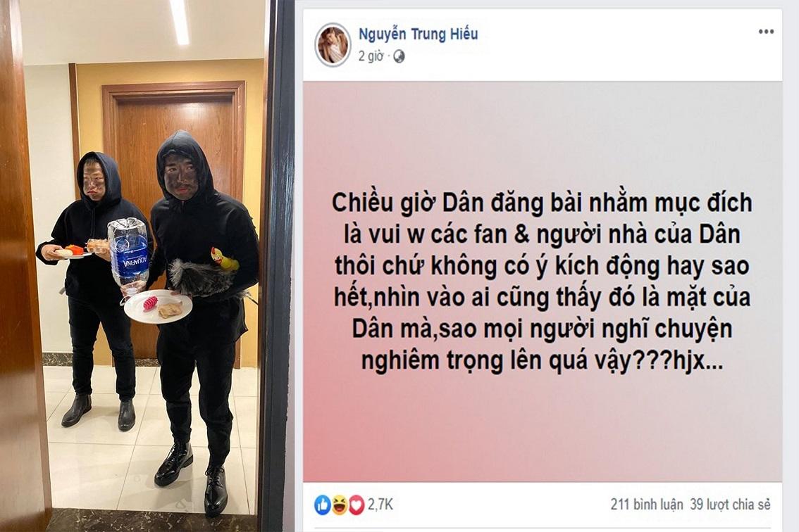 Chi Dân,Thanh Hằng,Đông Nhi,Ông Cao Thắng,Lê Dương Bảo Lâm,Trịnh Thăng Bình