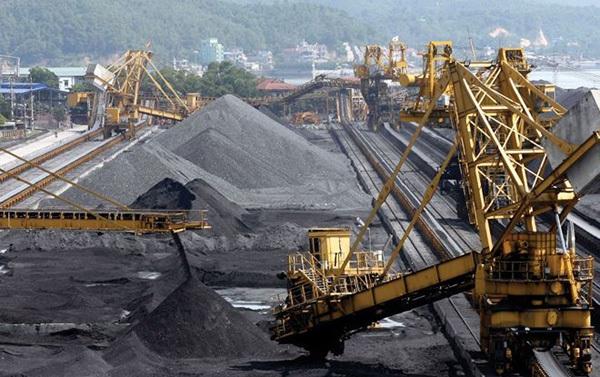 khoáng sản,khai thác than