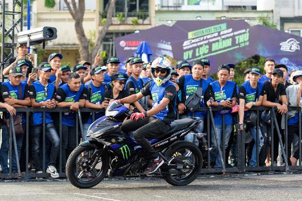 Yamaha 'chơi lớn' lì xì 100 tỷ đồng cho khách mua xe