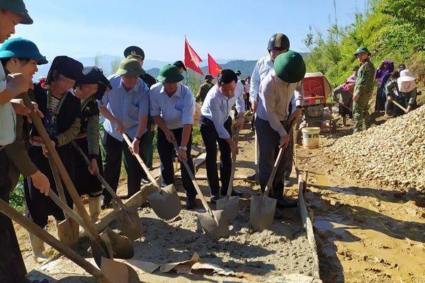 Bộ Quốc phòng triển khai thực hiện 'Quân đội chung tay vì người nghèo'