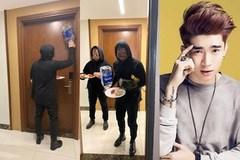 Ca sĩ Chi Dân gây tranh cãi khi hóa trang thành 'ăn xin bôi mặt đen' đang gây xôn xao dư luận