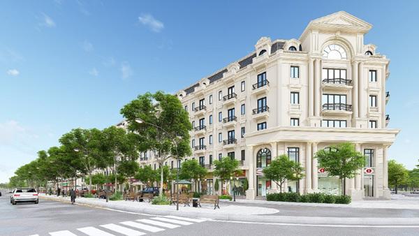 Đất Xanh Miền Bắc phân phối độc quyền dự án Kiến Hưng Luxury