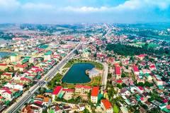 Huyện Can Lộc xin bắn pháo hoa ngày về đích nông thôn mới