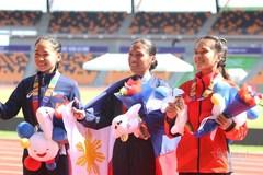 VĐV điền kinh Việt Nam ngỡ ngàng giành HCĐ SEA Games 30