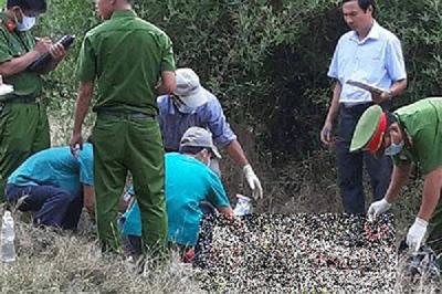 Sau tiếng súng kíp, người đàn ông Nghệ An gục chết trong rừng