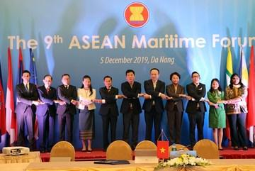 Ninth ASEAN Maritime Forum opens in Da Nang