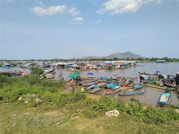 Vietnam assists relocated Vietnamese Cambodians at Tonle Sap: spokesperson