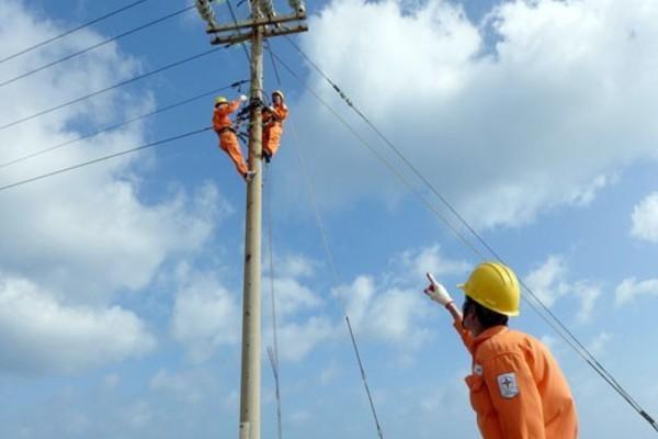 Hoàn thành việc đưa điện lưới quốc gia ra quần đảo Hải Tặc