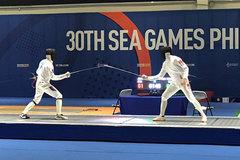 Vietnamese swimmer Huy Hoang smashes Games record