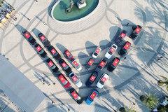 Cộng đồng VinFaster tự hào trên hành trình của 'đoàn xe quốc kỳ'