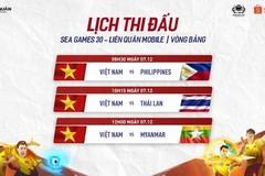Đội tuyển game Liên quân Việt Nam ra quân tại Sea Games 30
