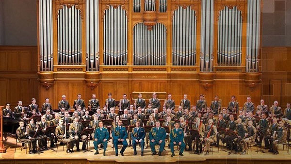 Russian military band to perform in Hanoi and Quang Ninh