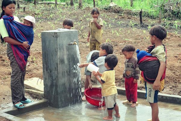 Cung cấp nước sinh hoạt tại 41 tỉnh vùng núi cao, khan hiếm nước