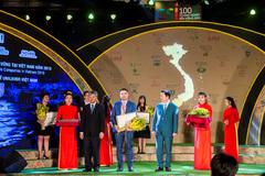 Unilever Việt Nam - Top 10 Doanh nghiệp bền vững nhất lĩnh vực sản xuất