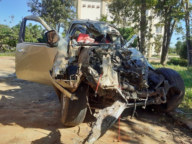 Car accident in Gia Lai leaves three dead, three others injured