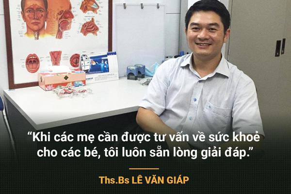 Bác sĩ online thời 4.0 giải đáp 1001 vấn đề hô hấp của trẻ nhỏ