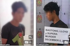 """Gã trai bị nghi là """"ác quỷ ăn thịt người"""" ở Philippines"""