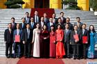 Trao quyết định bổ nhiệm Đại sứ nhiệm kỳ 2019-2022