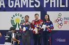 SEA Games ngày 6/12: Ánh Viên lập cú đúp Vàng