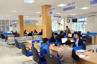 Quảng Ninh không ngừng nâng cao chất lượng dịch vụ hành chính công