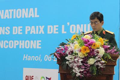 Việt Nam cam kết tham gia sâu rộng hơn vào hoạt động gìn giữ hòa bình LHQ