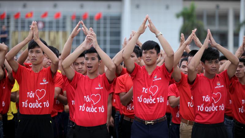 10 năm chung tay xây dựng nông thôn mới của tuổi trẻ An Giang