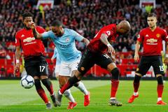Trực tiếp Man City vs MU: Rực lửa derby Manchester
