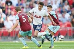 Tottenham 1-0 Burnley: Hary Kane lập siêu phẩm (H1)