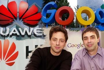Hai đồng sáng lập Google từ chức, Huawei lại đối mặt với scandal