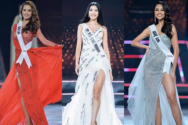 7 ứng viên sáng giá cho vương miện Hoa hậu Hoàn vũ Việt Nam 2019