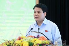 Ông Nguyễn Đức Chung nghi ngờ công nghệ làm sạch sông Tô Lịch của Nhật